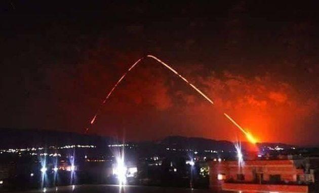 «Δεχτήκαμε πυραυλική επίθεση από τη Μεσόγειο» λένε οι Σύροι – Νωρίτερα τα είχαν «βρει» Πούτιν-Ερντογάν