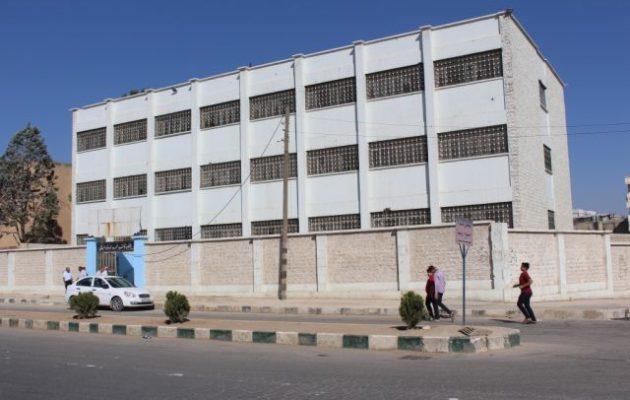 Δείτε το σχολείο της Μανμπίτζ που το Ισλαμικό Κράτος είχε μετατρέψει σε κολαστήριο γυναικών (βίντεο)