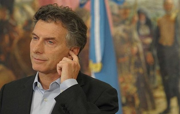 Πρόγραμμα λιτότητας στην Αργεντινή – Τι ανακοίνωσε ο κεντροδεξιός πρόεδρος Μάκρι
