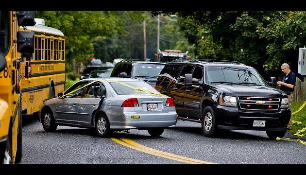 Πανικός στο Μέριλαντ: Ένοπλος σκότωσε τρία άτομα και τραυμάτισε άλλα δύο