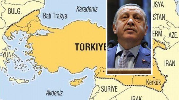 Αυτό είναι το σχέδιο Ερντογάν για νέα Οθωμανική Αυτοκρατορία – «Ο Όρκος του Έθνους»
