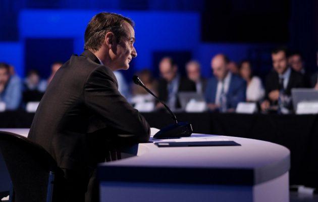 Οργή Μητσοτάκη για ΕΡΤ αλλά «κουβέντα» για υποψήφιά του που καλύπτει το ρεπορτάζ ΝΔ
