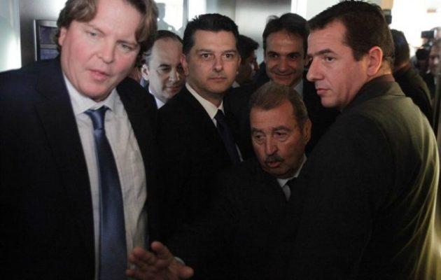 Αυτό είναι το κρυφό διευθυντήριο της Ν.Δ. – Κουμάντο κάνουν Μαρέβα και Νίκος Γεωργιάδης
