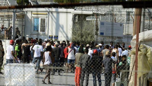 2.000 πρόσφυγες θα φύγουν από τη Μόρια μέχρι τα τέλη Οκτώβρη