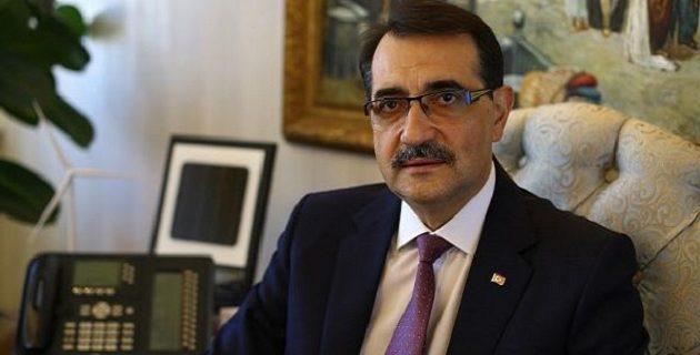 Τούρκος υπ. Ενέργειας: Στόχος μας οι 130 διερευνητικές γεωτρήσεις το 2019