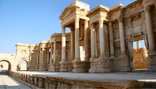 Απίστευτο: Βρήκαν αγαλματίδια από την αρχαία Παλμύρα στα Γλυκά Νερά