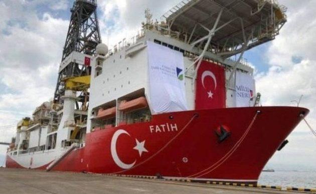Η Τουρκία αγοράζει και δεύτερο πλοίο-γεωτρύπανο για να τρυπήσει στην Ανατ. Μεσόγειο