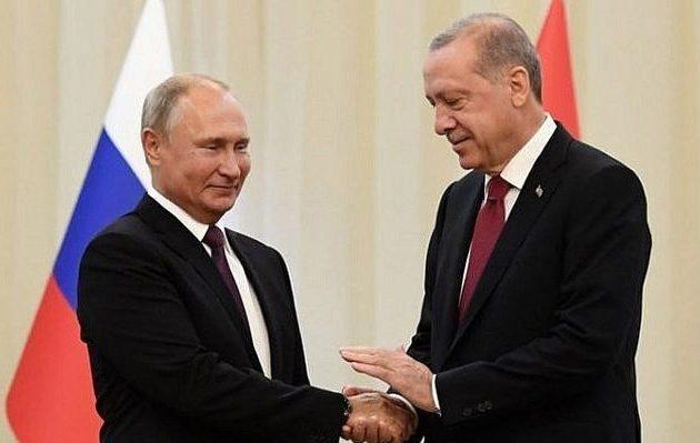 Ο Ερντογάν απείλησε ΗΠΑ, Γαλλία και Ισραήλ με τον Ρωσικό Στόλο στην Αν. Μεσόγειο