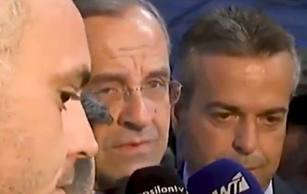 Ο πρωθυπουργός Σαμαράς το 2014 πρότεινε στον ΟΗΕ σύνθετη ονομασία με το «Μακεδονία»