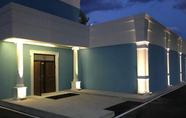 Θυρανοίξια στο νέο Τεκτονικό Μέγαρο στην Κηφισιά της Μεγάλης Στοάς της Ελλάδος