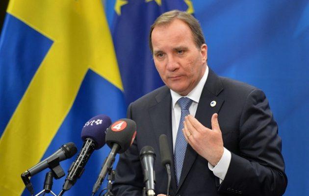 Σουηδία: Ήττα Λεβέν στην πρόταση μομφής εναντίον του – Τα σενάρια για την επόμενη μέρα