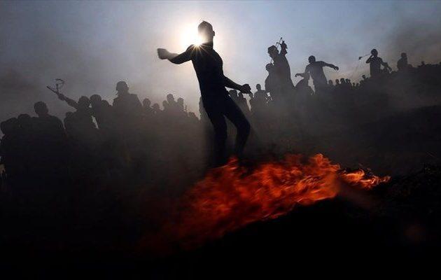 Κατέληξε Παλαιστίνιος που είχε τραυματιστεί από πυρά στη Λωρίδα της Γάζας