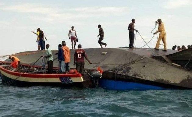 Aνείπωτη τραγωδία: Πάνω από 200 άτομα πνίγηκαν από βύθιση πλοίου στην Τανζανία