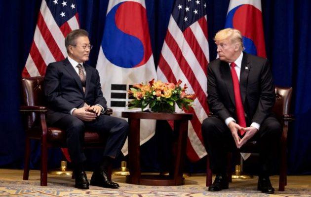 Είναι ένας «πολύ ανοιχτός» και «εκπληκτικός» άνθρωπος είπε ο Τραμπ για τον Κιμ Γιονγκ Ουν
