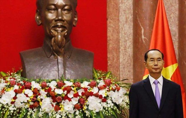 Πέθανε στα 61 του ο πρόεδρος του Βιετνάμ από «σοβαρή ασθένεια»