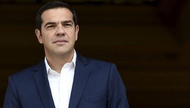 Ο πρωθυπουργός Αλέξης Τσίπρας ορκίστηκε νέος υπουργός Εξωτερικών