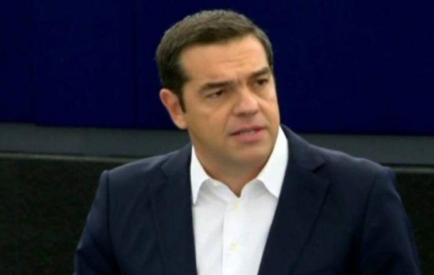 Τσίπρας στη WSJ: Δεν θα «πέσει» η κυβέρνηση ότι κι αν αποφασίσει ο εταίρος μου