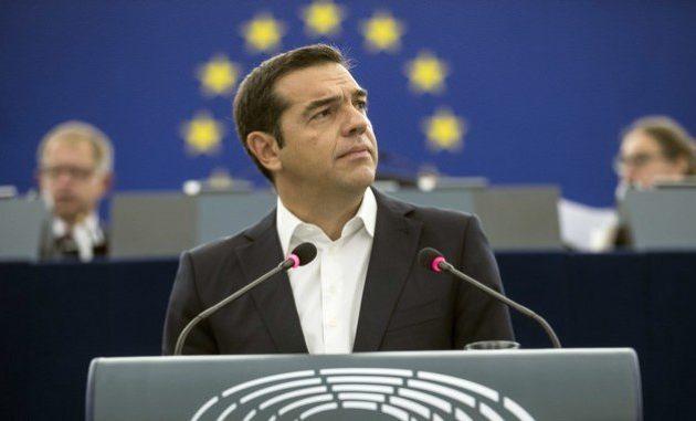 Τσίπρας: Μην συντριβεί η ΕΕ μεταξύ νεοφιλελευθερισμού και ακροδεξιάς