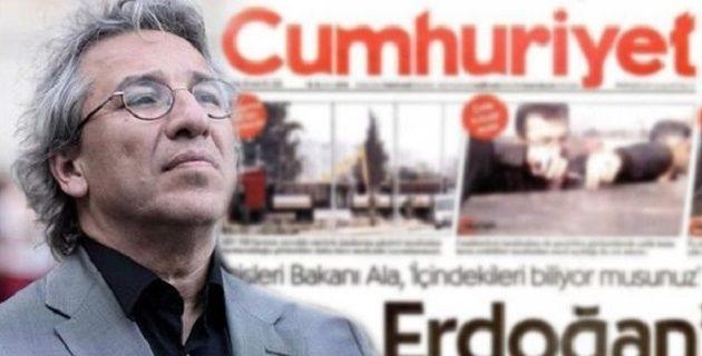 Tούρκος δημοσιογράφος: Ο Ερντογάν να συλληφθεί και να δικαστεί για εγκλήματα κατά της ανθρωπότητας