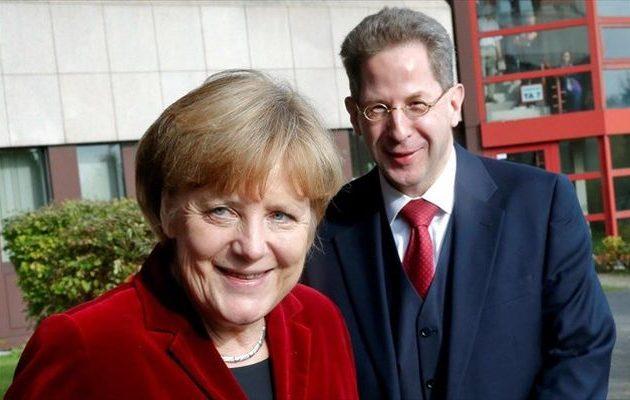 Μαλλιά κουβάρια στη Γερμανία για την αναβάθμιση Μάασεν σε υφυπουργό Εσωτερικών