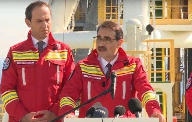 Απειλεί η Άγκυρα: Αν παρενοχληθεί ο «Πορθητής» θα επέμβει το ναυτικό μας
