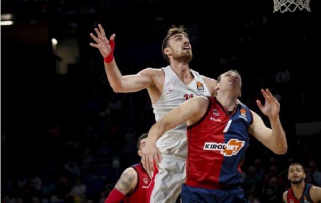 Euroleague: Ομάδα «μοντέλο» ο Ολυμπιακός νίκησε 85-80 τη Μπασκόνια