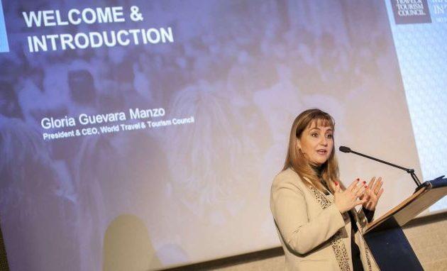 Εύσημα στην Κουντουρά από διεθνείς οργανισμούς για την πολιτική της Ελλάδας στον τουρισμό