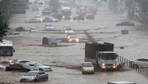 «Κόκκινος συναγερμός» στη Νικαράγουα από τις σφοδρές βροχοπτώσεις – Ανεβαίνουν οι νεκροί