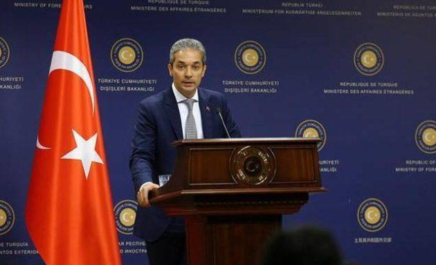 Η Τουρκία κατηγορεί την Κύπρο ότι εκμεταλλεύτηκε την «ανθρωπιστική στάση» της