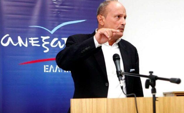 Απέκλεισε συμμετοχή του σε οργανωμένη πτώση της κυβέρνησης ο Γιάννης Μοίρας