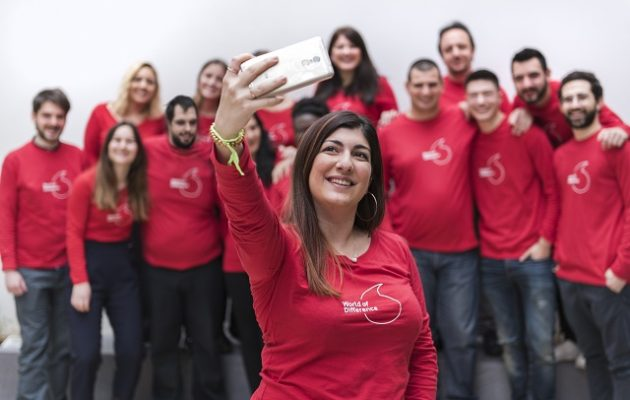 World of Difference 2019: Με πρωταγωνιστή την τεχνολογία, το Ίδρυμα Vodafone και 10 νέοι από όλη την Ελλάδα πάνε τον κόσμο μπροστά