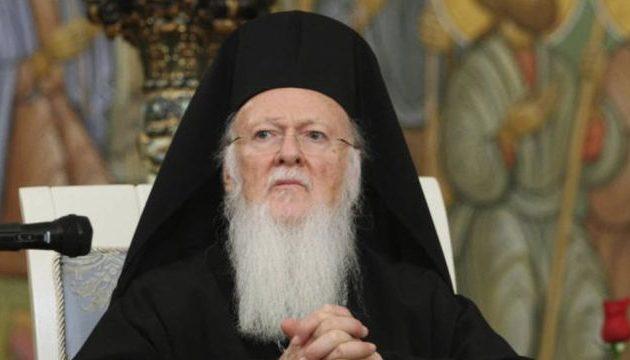 Βαρθολομαίος: Ακραία η συμπεριφορά του Πατριαρχείου Μόσχας να αποκλείει πιστούς