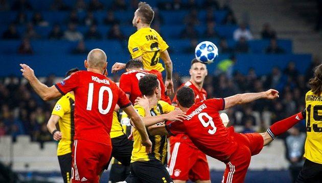 Τσάμπιονς Λιγκ: «Έπεσε» μαχόμενη η ΑΕΚ, έχασε (2- 0) από την Μπάγερν