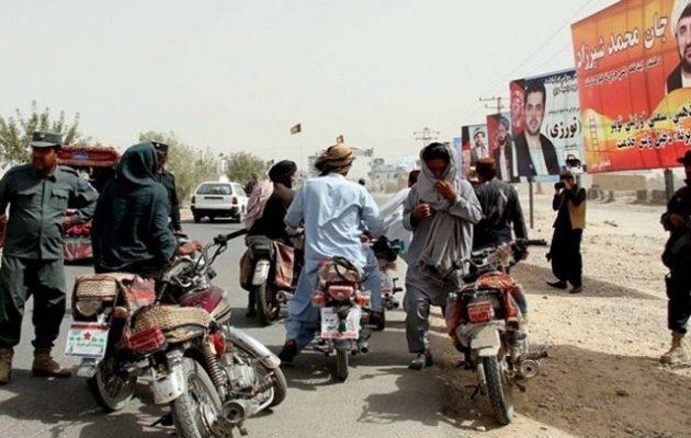 Στους 22 οι νεκροί από την επίθεση σε προεκλογική συγκέντρωση στο Αφγανιστάν