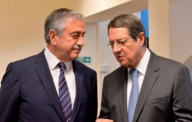 Κλείδωσε η συνάντηση για Αναστασιάδη-Ακιντζί – Πού και πότε