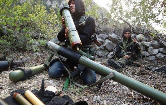 Η Ταχρίρ Αλ Σαμ (Αλ Κάιντα) κατάφερε βαριές απώλειες στον συριακό στρατό