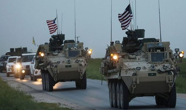 Οι Αμερικανοί ενισχύουν την παρουσία τους στην επαρχία της Ράκα στη Συρία
