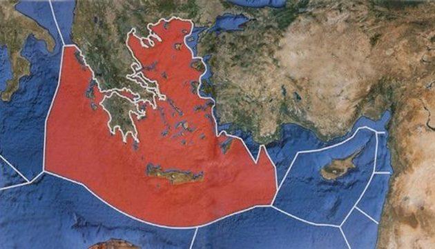 Τσαβούσογλου: «Δεν θα επιτρέψουμε στην Ελλάδα να επεκτείνει τα 12 μίλια στο Ιόνιο» – Εκλήθη ο Έλληνας Πρέσβης