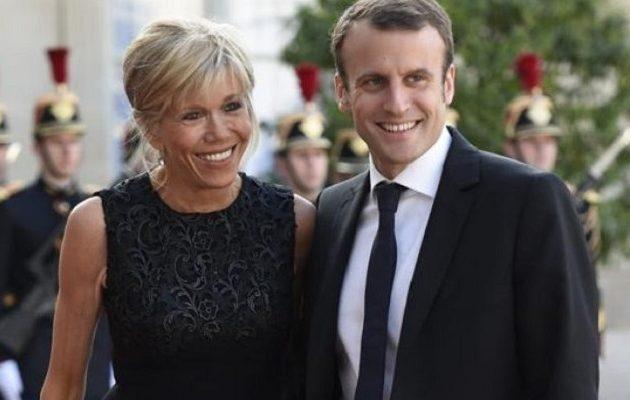 Aποκαλύψεις για το προεδρικό ζεύγος της Γαλλίας – Τι γράφει η σύμβουλος της Μπριζίτ Μακρόν