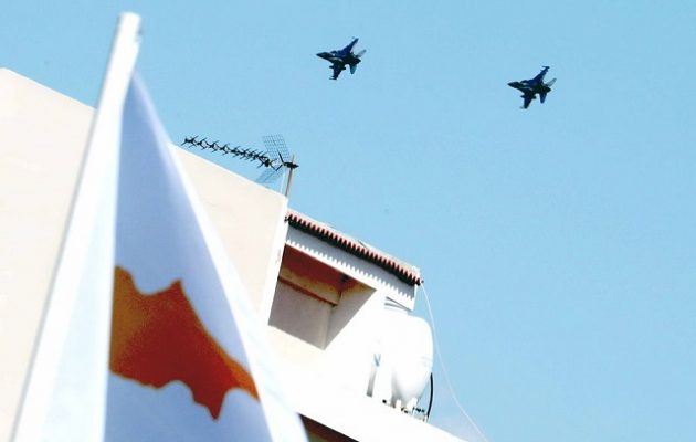 Πολιτική σύγκρουση στη Κύπρο για τα ελληνικά F-16 στην στρατιωτική παρέλαση