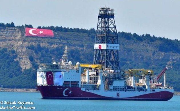 Φατίχ Ντονμέζ: Η Τουρκία «δεν έχει βλέψεις στις πηγές κανενός» είπε για τους υδρογονάνθρακες