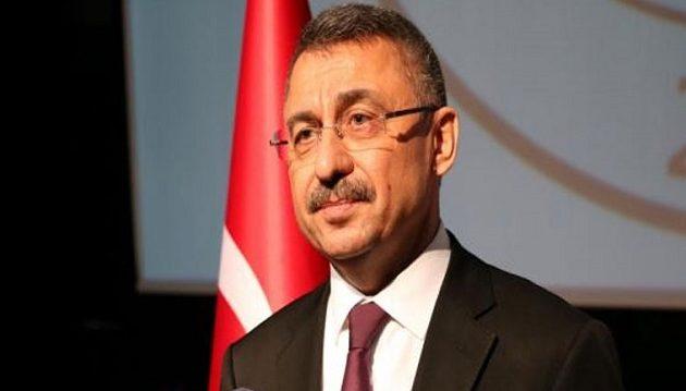 Τούρκος αντιπρόεδρος: Ούτε σπιθαμή πίσω σε Κύπρο, Αιγαίο και Μεσόγειο