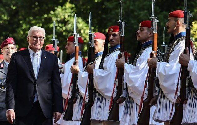 «Στα 300 δισ. ευρώ οι απαιτήσεις της Αθήνας για πολεμικές επανορθώσεις από τη Γερμανία»