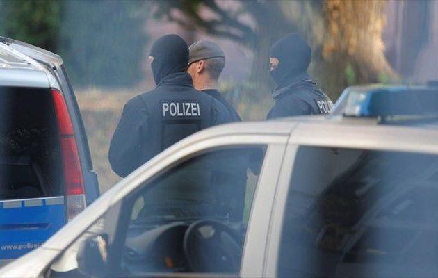 Γερμανία: Χειροπέδες σε 4 νεοναζί για τη σύσταση ακροδεξιάς τρομοκρατικής οργάνωσης