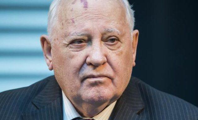 Μιχαήλ Γκορμπατσόφ: «Λάθος η αποχώρηση» των ΗΠΑ από τη συμφωνία για τα πυρηνικά όπλα