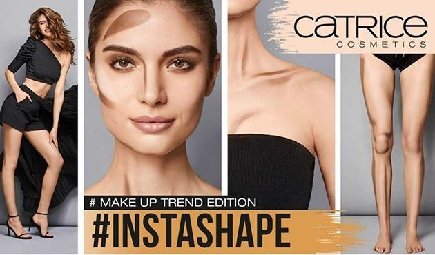 Η νέα συλλεκτική σειρά #INSTASHAPE από την Catrice μας χαρίζει το απόλυτο Contouring