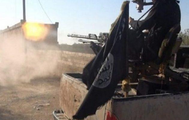 Το Ισλαμικό Κράτος διεξάγει έντονο ανταρτοπόλεμο στην έρημο της ανατολικής Συρίας
