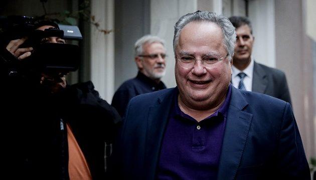 Κοτζιάς: Κάναμε μια συμφωνία με τα Σκόπια και έγινα εγώ πρώην υπουργός