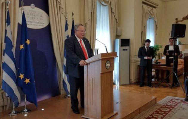 Αυστηρή προειδοποίηση Κοτζιά στους «άθλιους» να σταματήσουν να καρφώνουν τους «συνεργάτες» της Ελλάδας