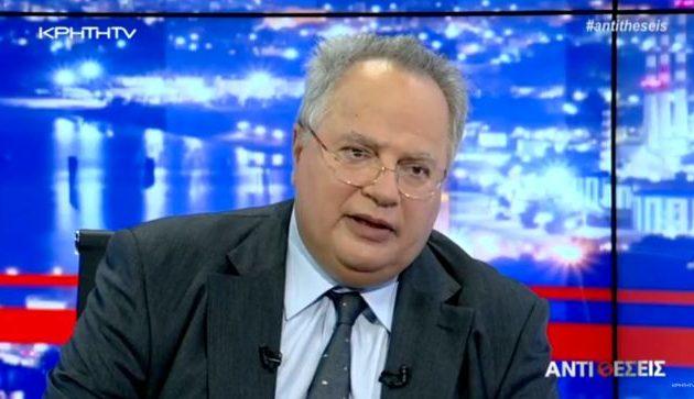 Ο Νίκος Κοτζιάς «μίλησε» – Δείτε τη συνέντευξη του στην «ΚΡΗΤΗ TV» (βίντεο)